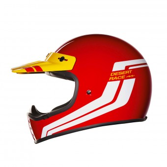 Casque Motocross Nexx X.G200 Desert Race Red