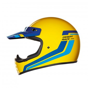 Casque Motocross Nexx X.G200 Desert Race Yellow
