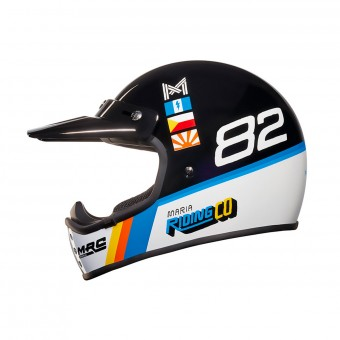 Casque Motocross Nexx XG.200 Maria Dustyfrog Black