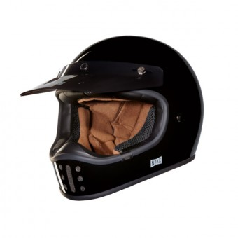 Casque Motocross Nexx X.G200 Purist Black
