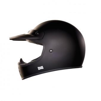 Casque Motocross Nexx X.G200 Purist Matt Black