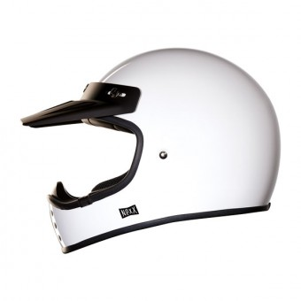 Casque Motocross Nexx X.G200 Purist White