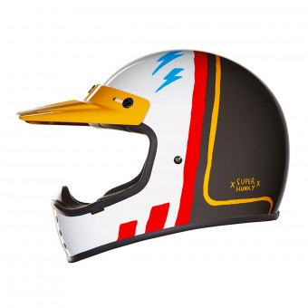 Casque Motocross Nexx X.G200 Superhunky Concrete