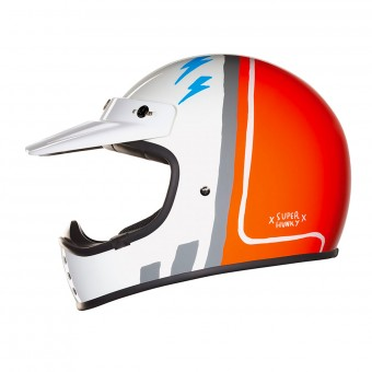 Casque Motocross Nexx X.G200 Superhunky Orange