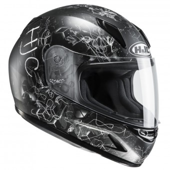 Casque Kids HJC CLY Vela MC5SF