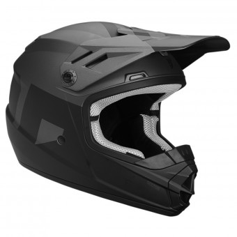 Casque Kids Thor Sector Level Charcoal Black Kid