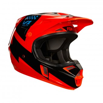 Casque Kids FOX V1 Master Orange Kids