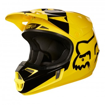 Casque Kids FOX V1 Master Yellow Kids