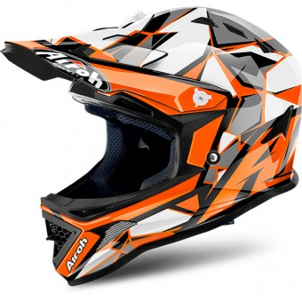 Casque Kids Airoh Archer Chief Orange
