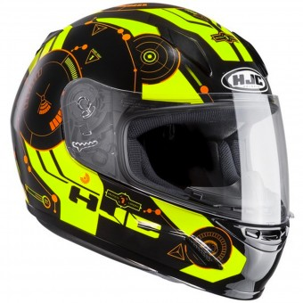 Casque Kids HJC CLY Simitic MC4H