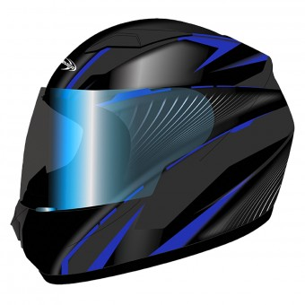 Casque Kids Stormer Rules Arrow Blue