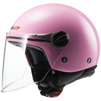Casque Kids LS2 Wuby Pink OF575J