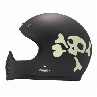 Casque Full Face Dmd 75 Little Skull