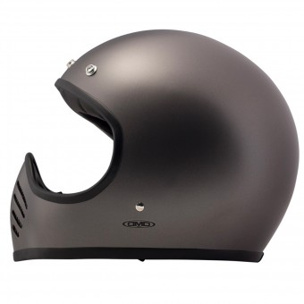 Casque Full Face Dmd 75 Metallic Grey