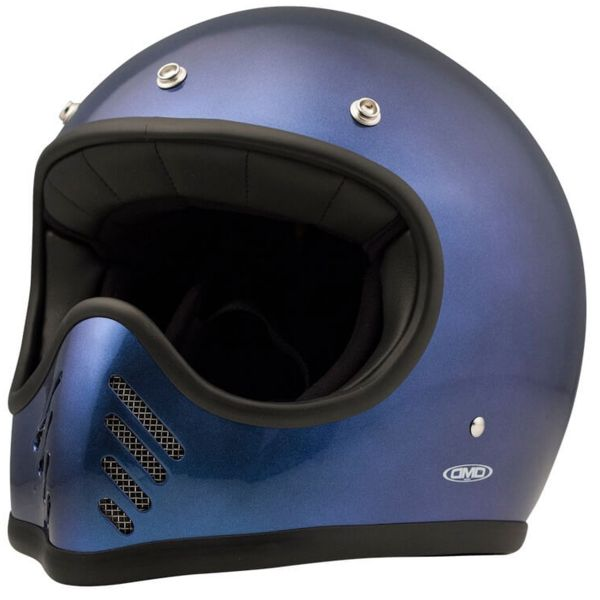 Full Face Dmd 75 Electric Blue