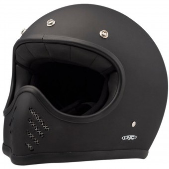 Casque Full Face Dmd 75 Matt Black