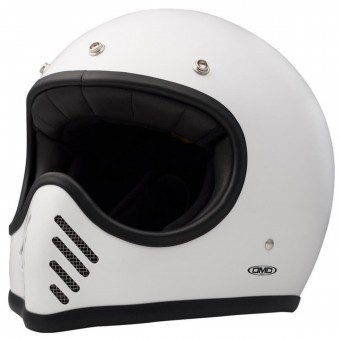 Casque Full Face Dmd 75 White