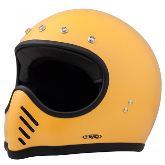 Casque Full Face Dmd 75 Yellow