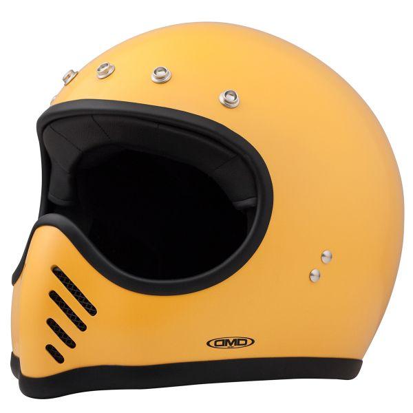 Full Face Dmd 75 Yellow