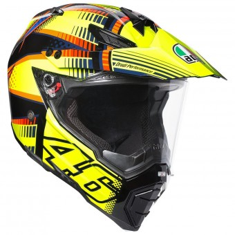 Casque Full Face AGV AX-8 Dual Evo Top Soleluna 2015