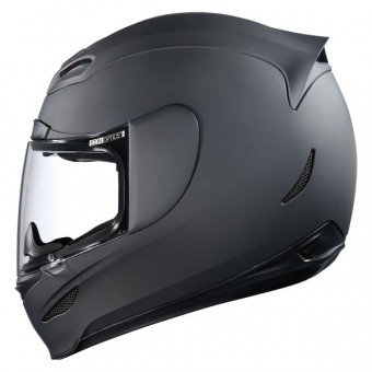 Casque Full Face ICON Airmada Black Rubatone