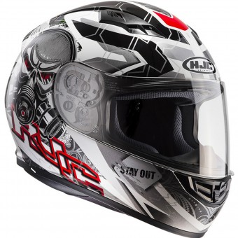 Casque Full Face HJC CS-15 Rafu MC1