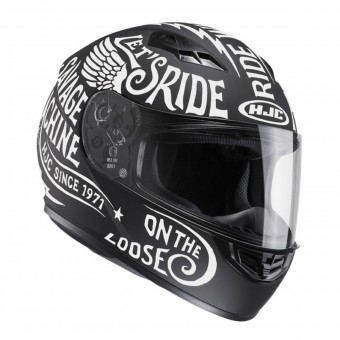 Casque Full Face HJC CS-15 Rebel MC10F