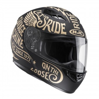 Casque Full Face HJC CS-15 Rebel MC9F