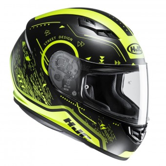 Casque Full Face HJC CS-15 Safa MC4HSF