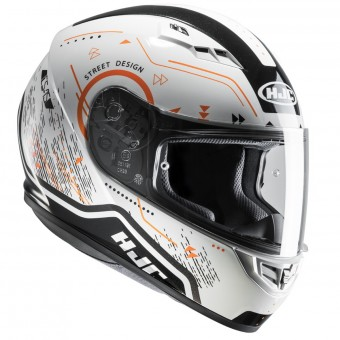 Casque Full Face HJC CS-15 Safa MC7