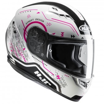 Casque Full Face HJC CS-15 Safa MC8