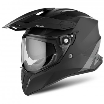 Casque Full Face Airoh Commander Black Matt