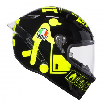 Casque Full Face AGV Corsa R Iannone Winter Test 2017 Limited Edition