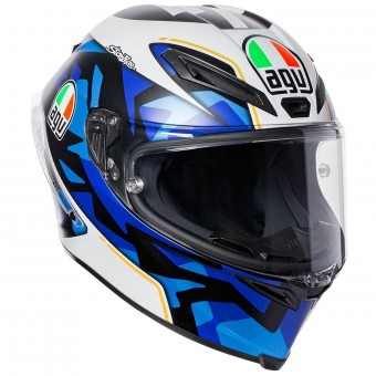 Casque Full Face AGV Corsa R Replica Espargaro 2017