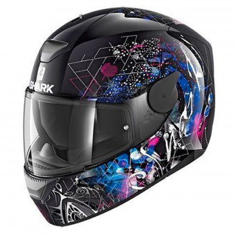 Casque Full Face Shark D-Skwal Anyah KWB