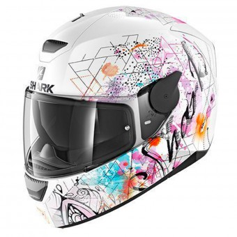 Casque Full Face Shark D-Skwal Anyah WKV