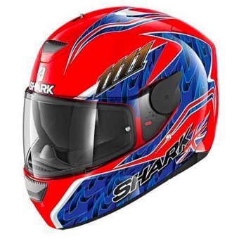 Casque Full Face Shark D-Skwal Replica Fogarty RBB