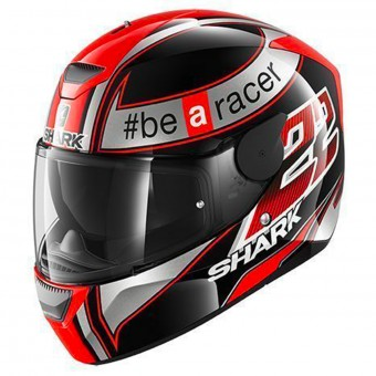 Casque Full Face Shark D-Skwal Replica Sam Lowes KOS