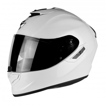 Casque Full Face Scorpion Exo 1400 Air Pearl White