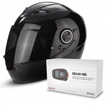 shield Scorpion EXO-490 Dark Tint helmet visor Vehicle Parts ...