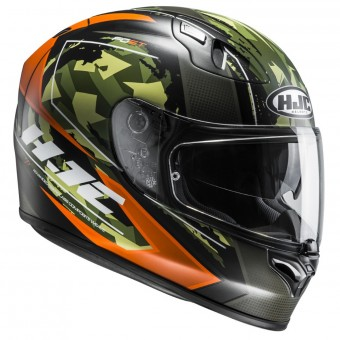 Casque Full Face HJC FG-ST Kume MC7SF