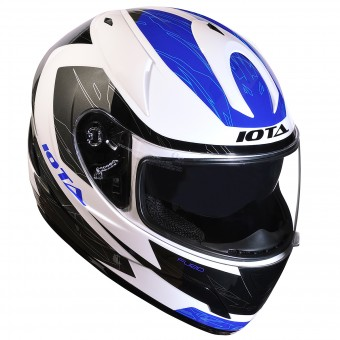 Casque Full Face IOTA FP05 Furia Blue