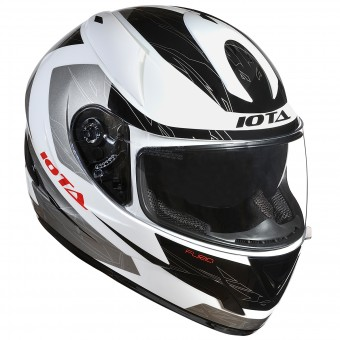 Casque Full Face IOTA FP05 Furia Grey