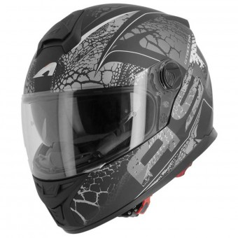 Casque Full Face Astone GT800 Evo Kaiman Matt Grey