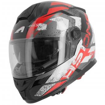 Casque Full Face Astone GT800 Evo Track Red