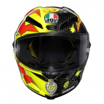 Casque Full Face AGV Pista GP R Replica Rossi 20 Years