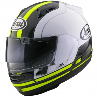 Casque Full Face Arai QV-PRO Stint Yellow