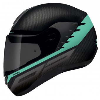 Casque Full Face Schuberth R2 Carbon Bold Mint