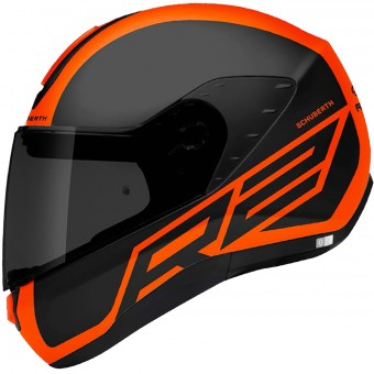 Casque Full Face Schuberth R2 Traction Orange
