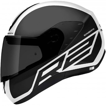 Casque Full Face Schuberth R2 Traction White